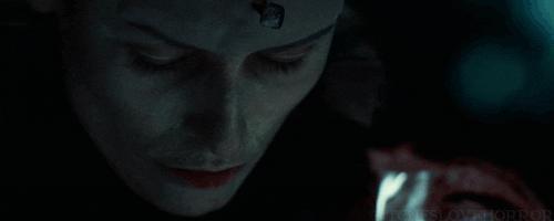 This movie was scaryyyyyy horror films make me happy