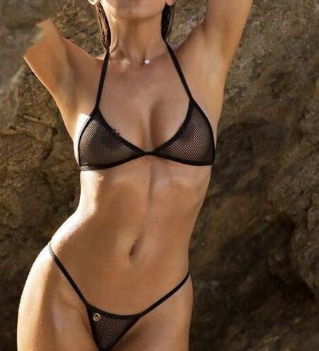 which bikini do you guys like more?