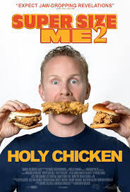 Which of these movies played by Morgan Spurlock that showed the dangers of eating fast food for 1 month straight do you think did the better job?