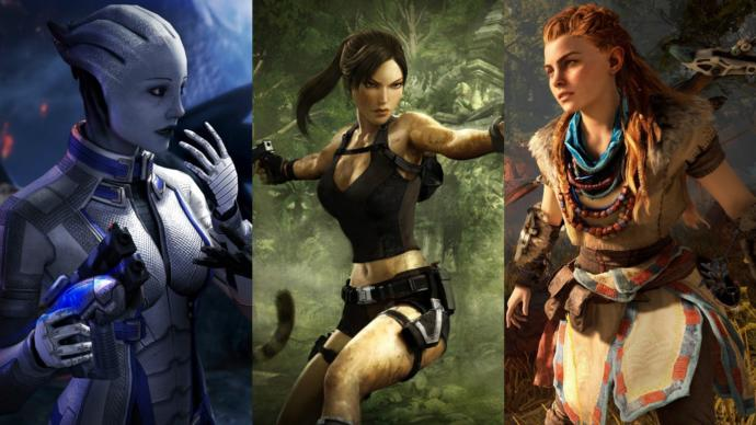 Who do you think is the most attractive video game character?