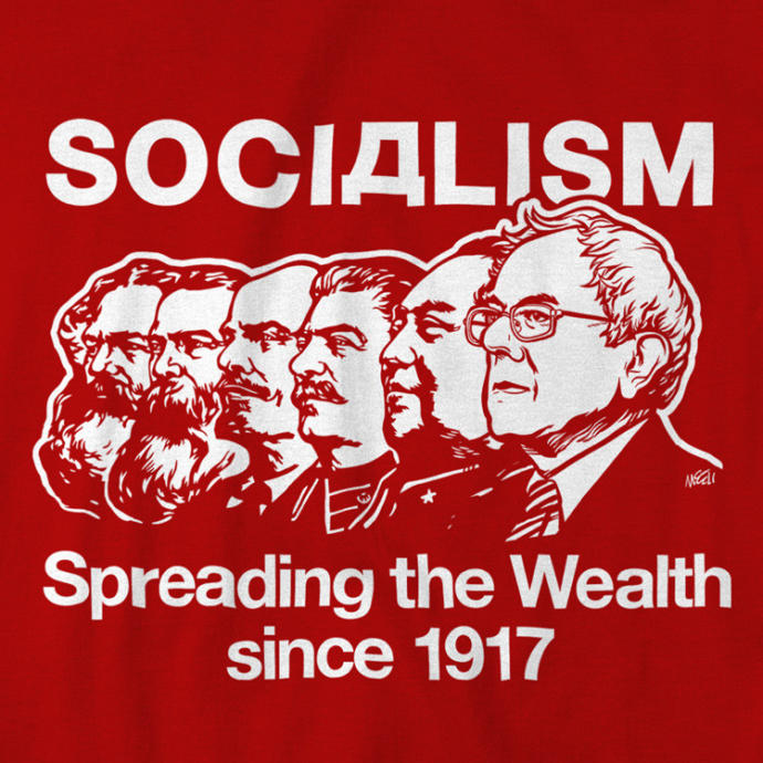 Is socialism approximately equal to stealing, or how is it different?