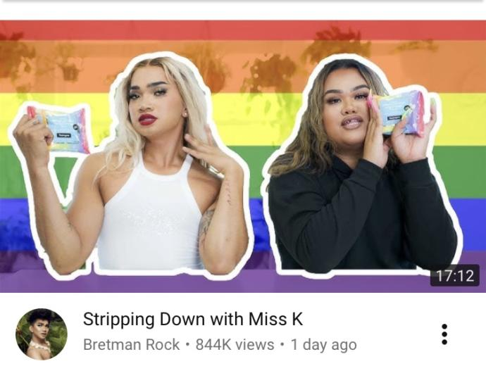 "Why is YouTube pushing transgenders as ""influencers"" for young audiences?"