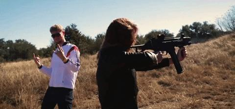 Is A Date To The Shooting Range Too Intimidating For A First Date?