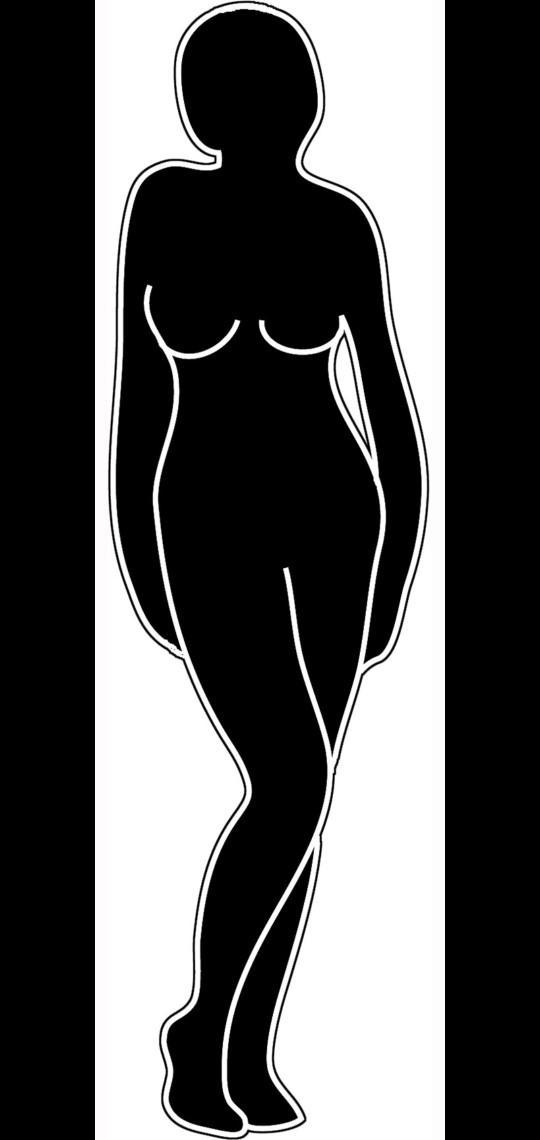 What is your favorite body shape in a romantic partner?