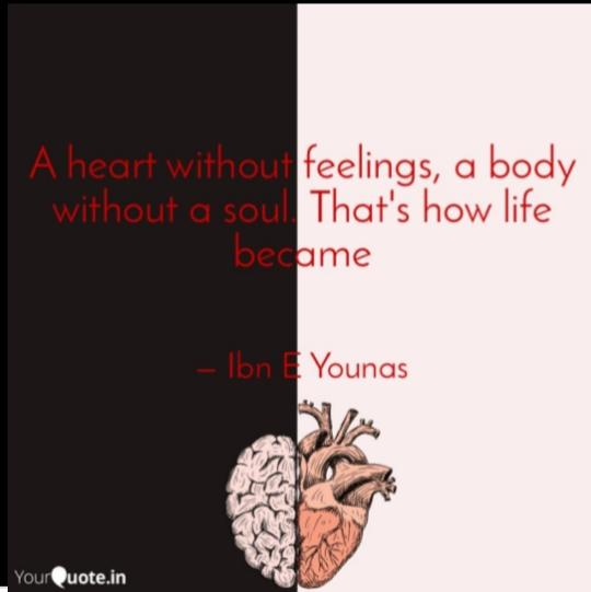 Whats Worse? Someone Without A Heart Or Without A Soul?