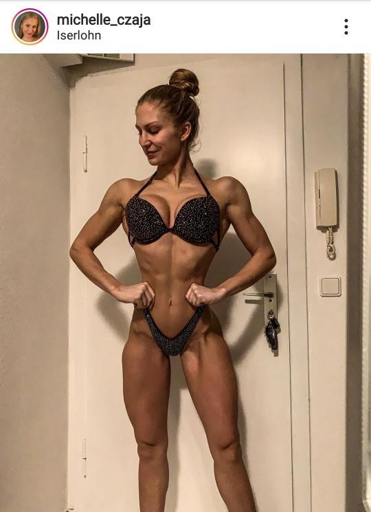 Why do almost all female bodybuilders and fitness influencers get breast implants?