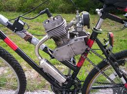 Have you ever seen or written a bike with a motor on it?