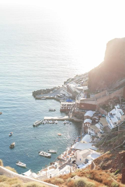 Have you ever been to Santorini in Greece?