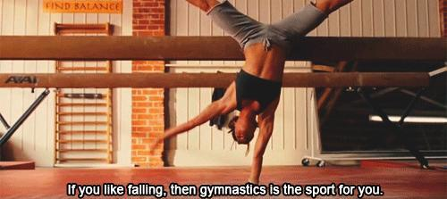 Would You Date A Gymnast?