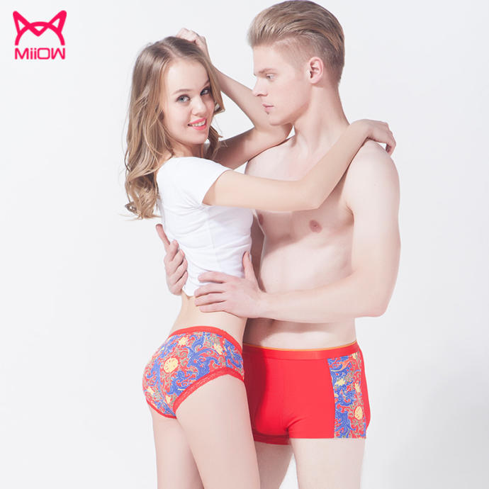 What do you think of matching couples lingerie/underwear?
