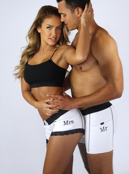 I love couple B lingerie the best!