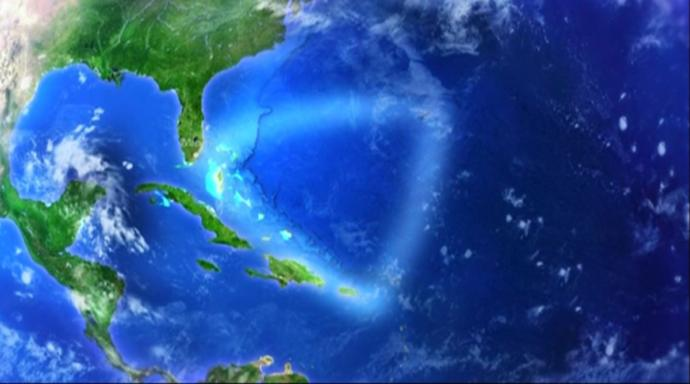 What theory do you find most plausible behind the mystery of the Bermuda Triangle?