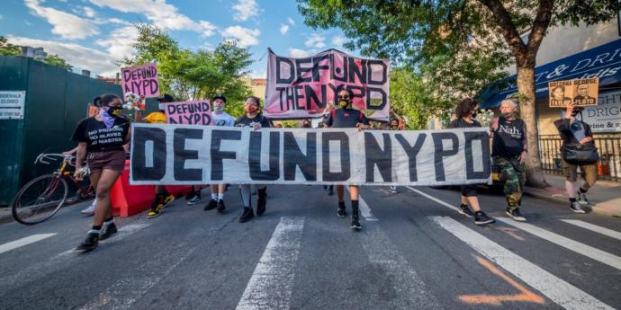 Whats the point of defunding the police?