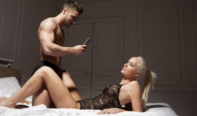 Are You Okay With Your Partner Taking Pictures Of You In Lingerie/Underwear?