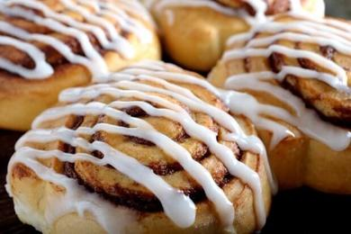 What is your favorite cinnamon-flavored food?