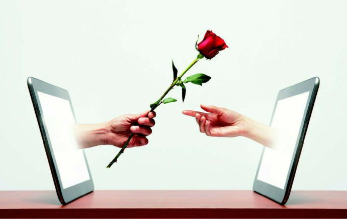 Has technology made it harder or easier for you to find love? And why?