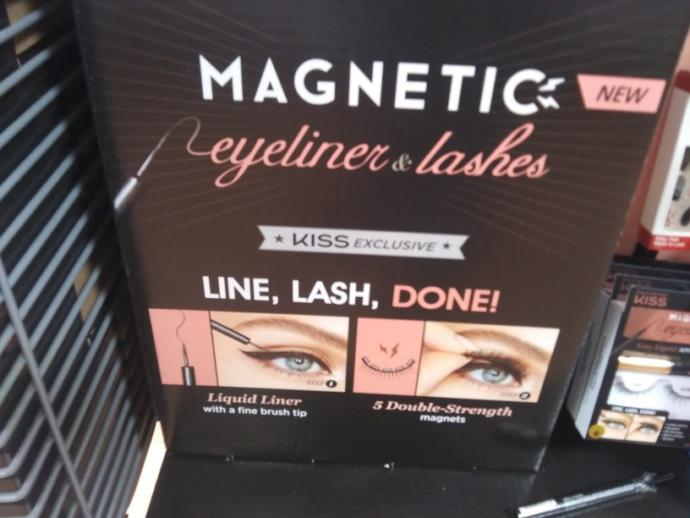 Girls, how does this magnetic eyelash thing work, have you ever heard of it before?
