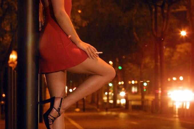 Would you let your husband to have sex with prostitute?