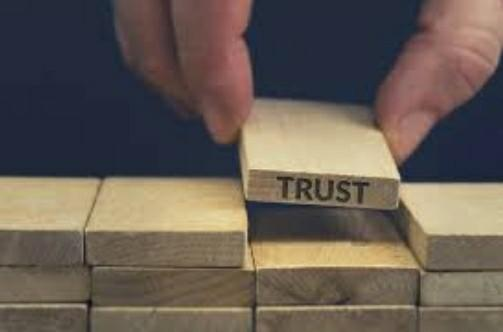 Is trust something you think can be rebuilt?