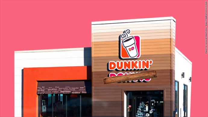Have you noticed the Dunkin Donuts name change to just Dunkin?