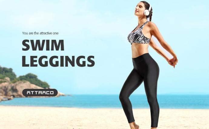 Have ever heard of water/swim leggings?