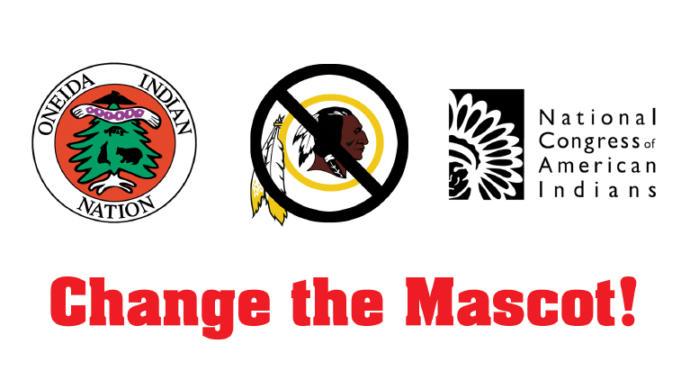 Which team name is racist, the Washington Redskins or the Edmonton Eskimos?