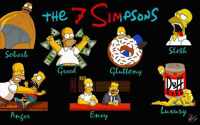 Which of the 7 Deadly Sins are you most guilty of?👿🤑😴🐷💋👅💥?