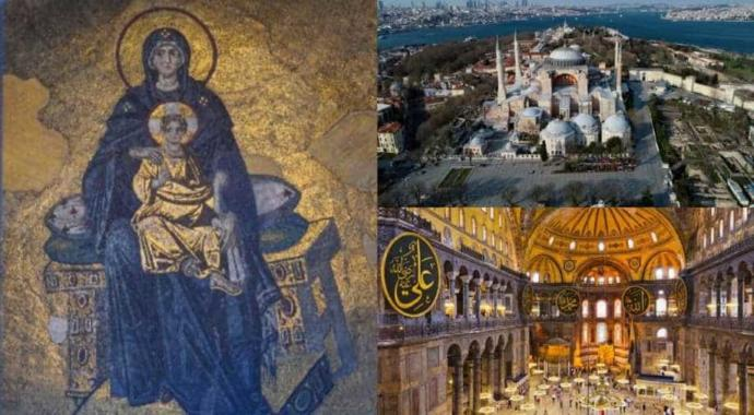 Turkey re-converted Hagia Sophia to Mosque again, what do you think?