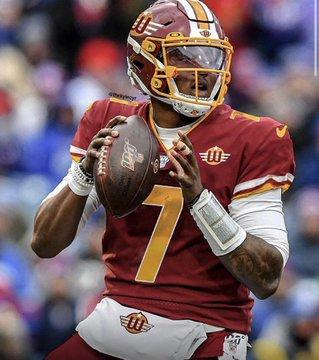 Which of these possible new names for the Washington Redskins you like the most?