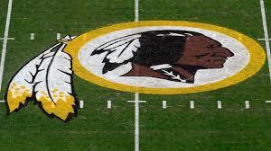 Confirmed: Washington Redskins bends the knee like little sissies to the mob and BLM and will retire the Redskins name and logo?