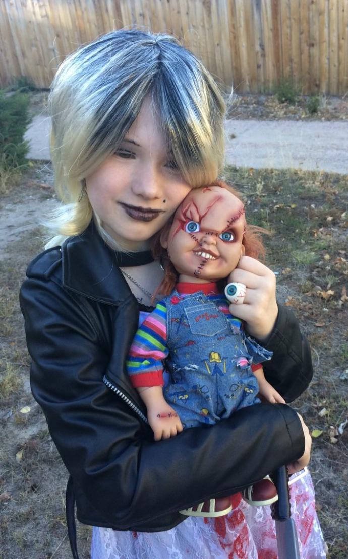 Is it a good or bad idea to have a Chucky doll?