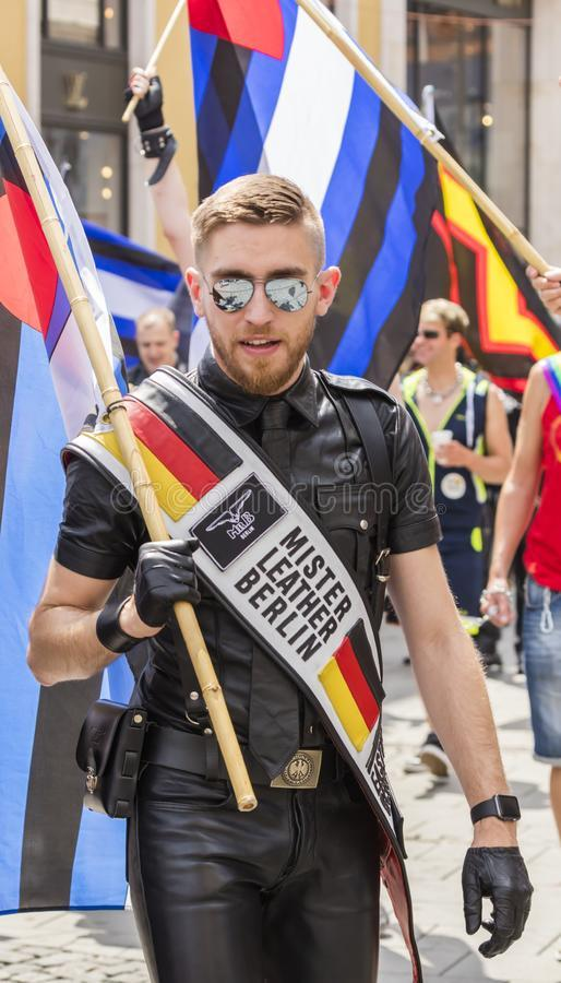 Why is the lgbt community allowed to use nazi uniforms?