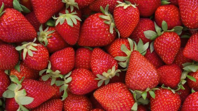 Do you eat the leaves on strawberries?