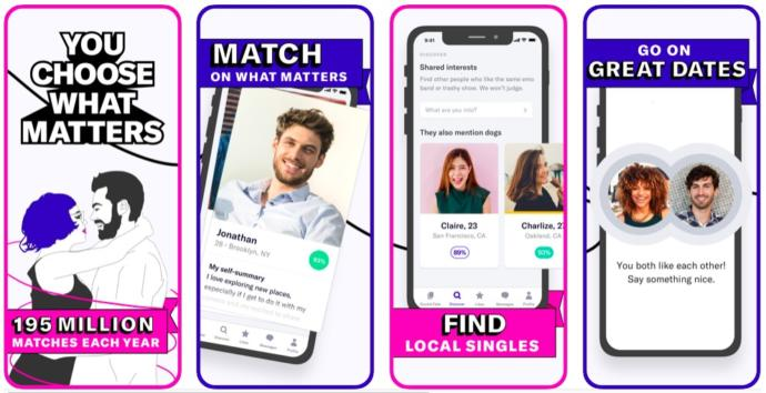 What would stick out as a good thing on dating app profiles and what would be significant enough to consider a date with them?