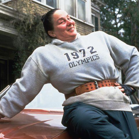 Miss Trunchball from Matilda