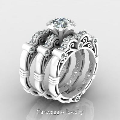 Out of all these rings, which do you find the prettiest?