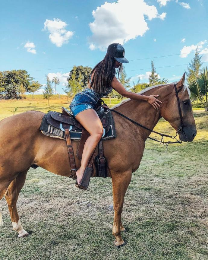 Have You Ever Ridden A Horse?