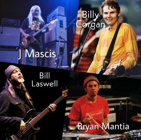 If you could make a super band made up of any living or dead musicians... who would they be?