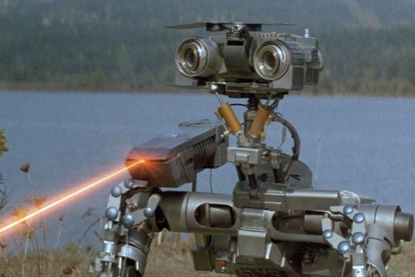 Who is the best movie robot of 80s?!?💥🔫🤖🤯💋?