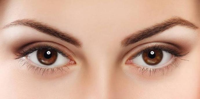 Why are brown eyed women considered the least attractive ones but not the brown eyed men?