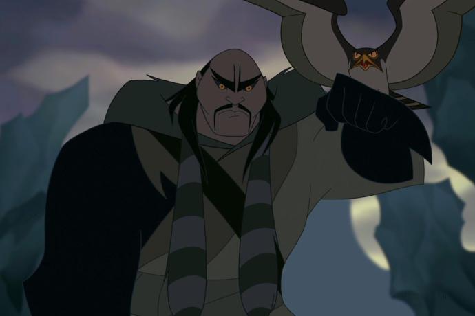 Who is your favorite Disney villain?