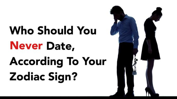 Do you consider zodiac signs when it comes to dating someone or someone youd consider dating?