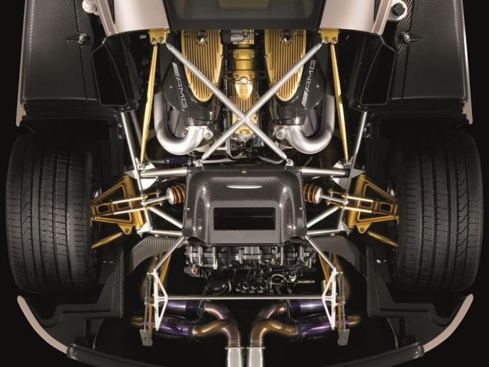Which of these engine bays is your favorite?