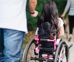What do you think of you marry a disabilities in what kind of disabilities?