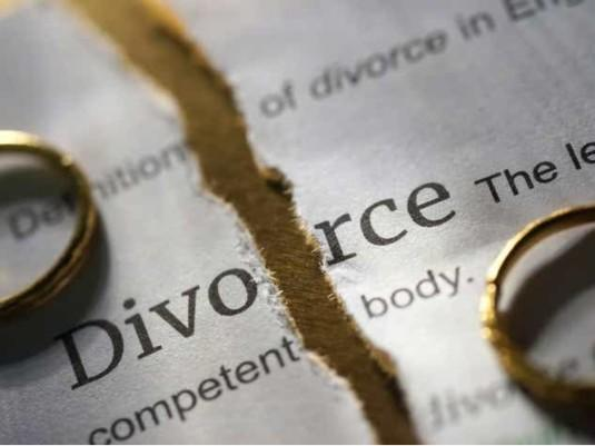 Would you tell your friend if you heard that her husband was contemplating asking for a divorce?
