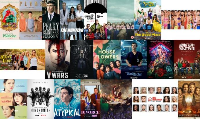Whats your Go-To TV Shows?