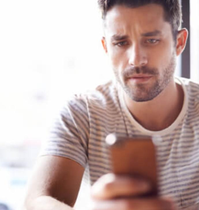 Is it true that men hate texting?