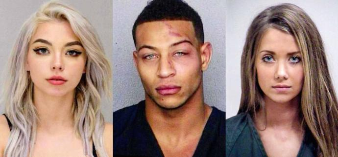 Would you date someone who'd been arrested?