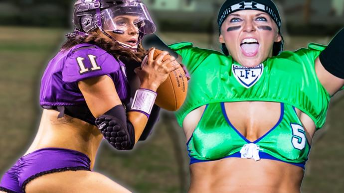 Do YOU Think Lingerie Football Should Be Considered A Real Sport?