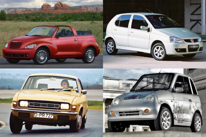 What was the worst car you ever owned/drove?